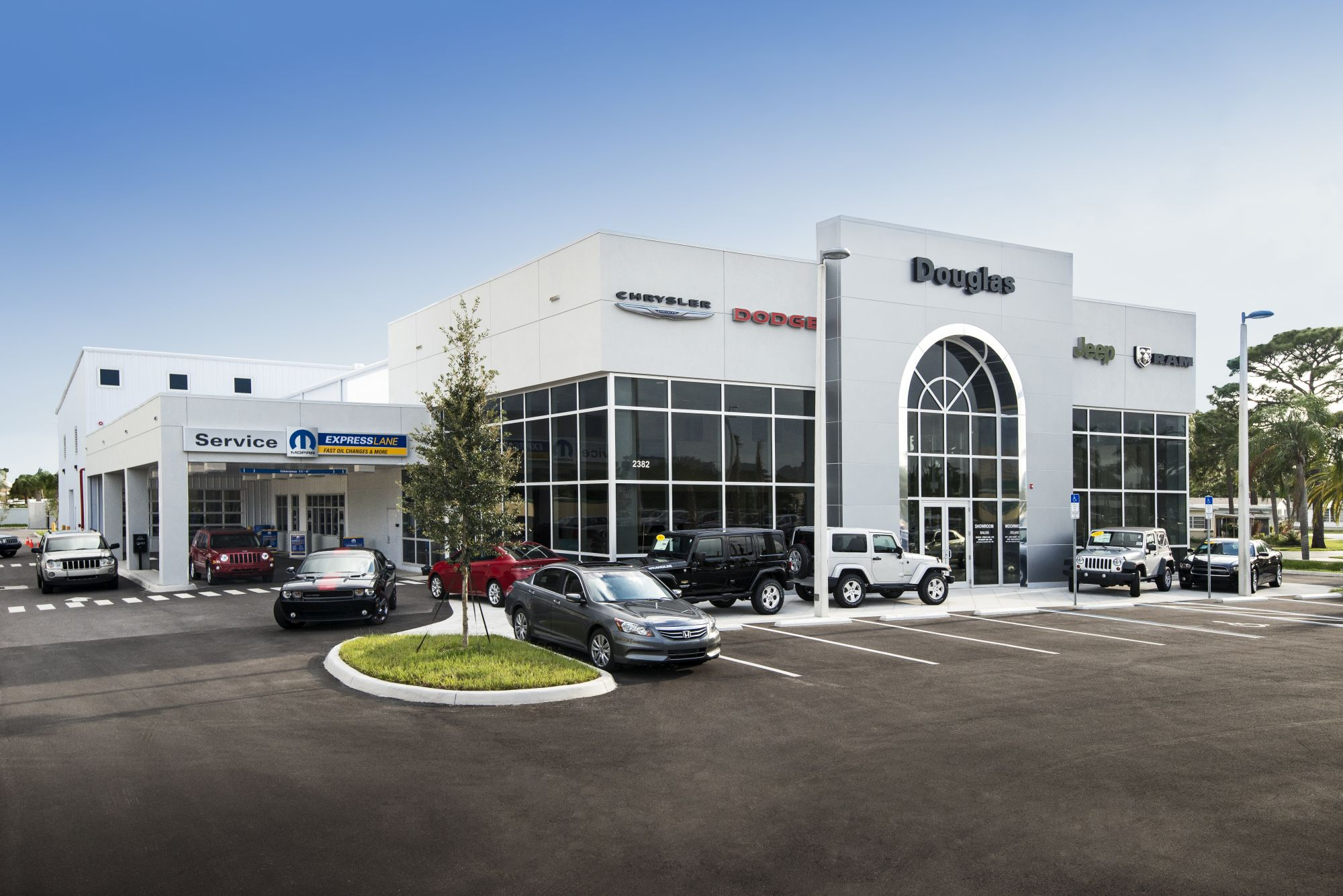 Douglas Jeep Chrysler Dodge DeAngelis Diamond - Jeep chrysler dealerships