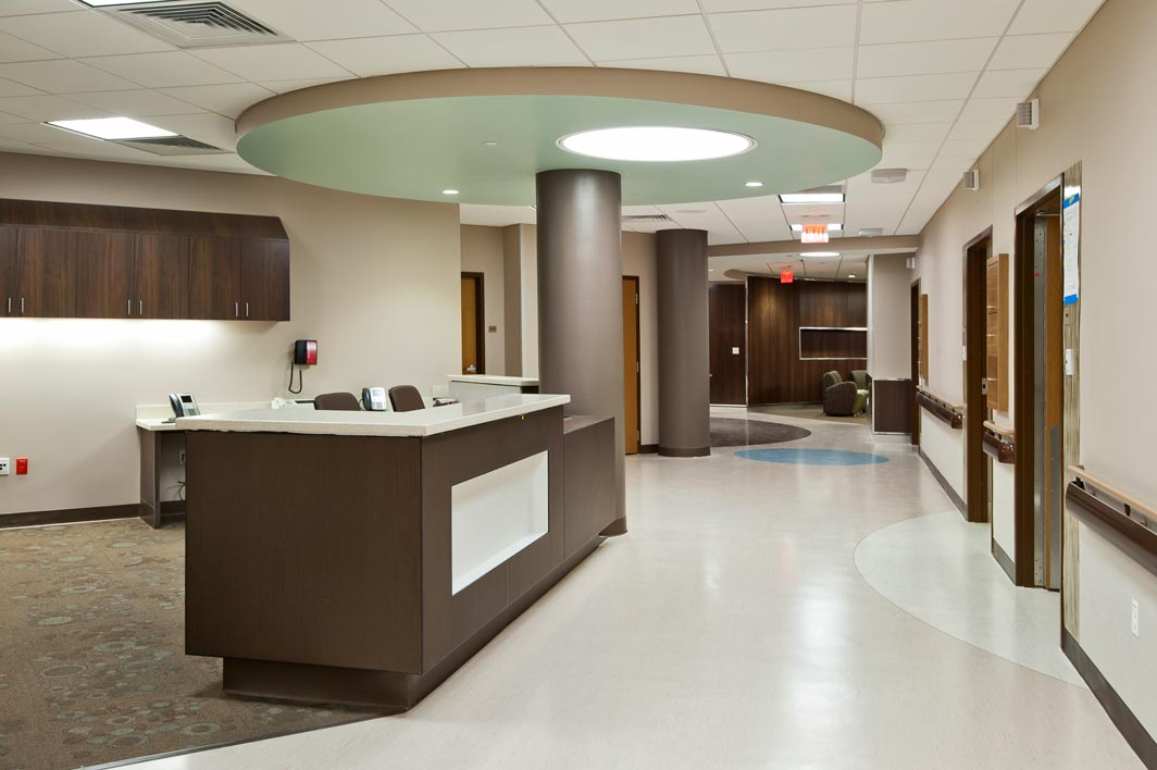Naples Community Hospital 5th And 6th Floor Build Out
