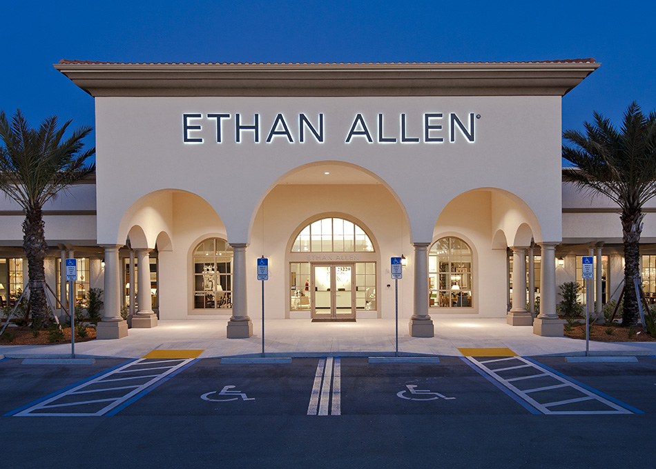 Ethan Allen Is A Leading Interior Design Company Manufacturer And Retailer Of High Quality Home Furnishings This Their 17th In Florida