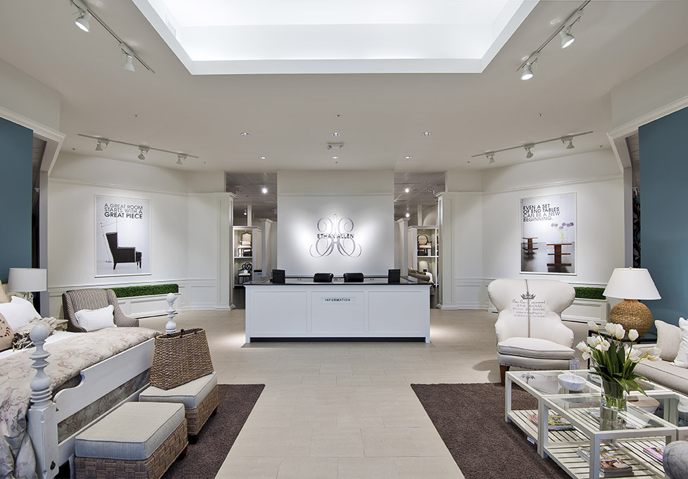 Ethan Allen Is A Leading Interior Design Company Manufacturer And Retailer Of High Quality Home Furnishings This Their 17th Store In Florida
