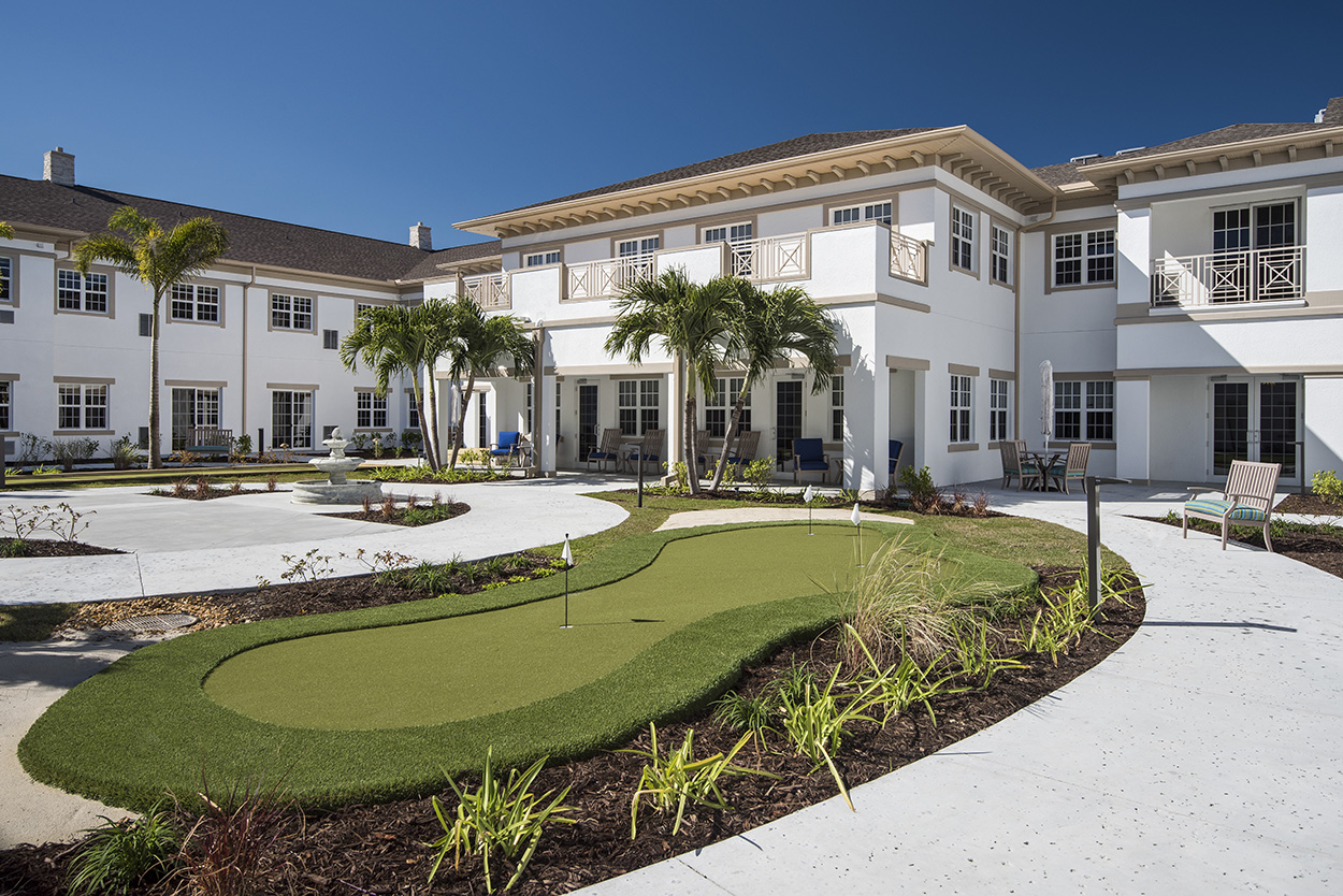 Beach House Of Naples Isted Living Facility Fl