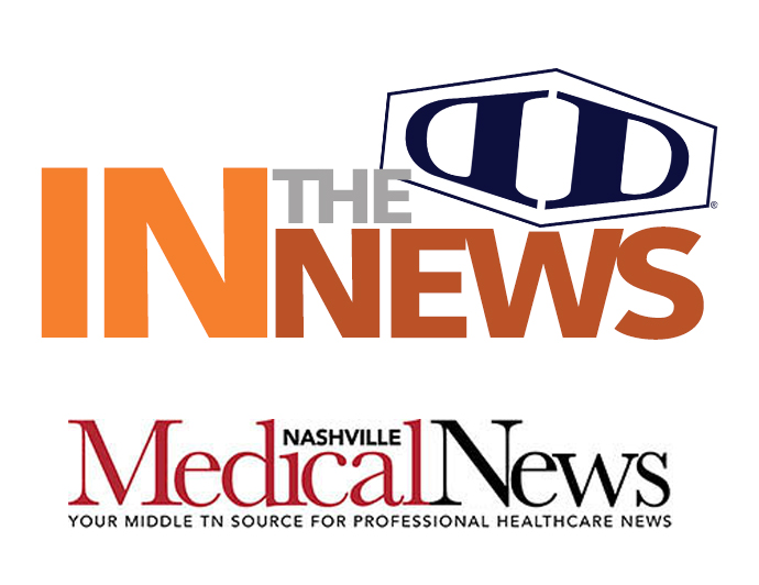 "DeAngelis Diamond featured in ""Building Healthcare"" by the Nashville Medical News"